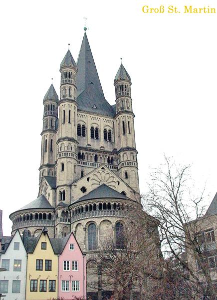 Liste Der Kirchen In Köln
