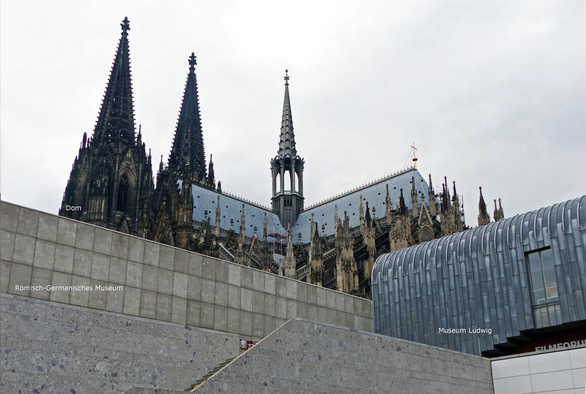 Kölner Dom - Weltkulturerbestätte in Köln/Informationen zum ...